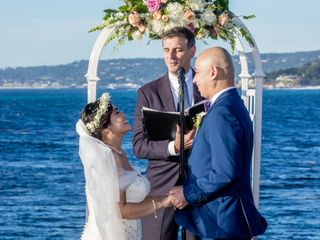 Monterey Bay Wedding Officiants 2