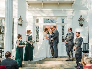 Kendal Butler • Wedding Officiant 3