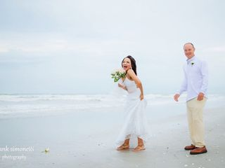 Patricia Slater - Weddings by the Sea 1