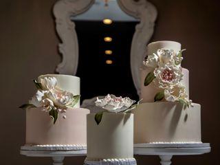 Sweet Weddings Cake Designs 2