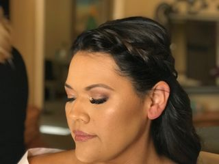 Peony & Blush Makeup Artistry 1