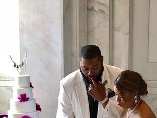 Perfect Wedding Cake 4