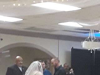 James Hamp, Wedding Officiant 2