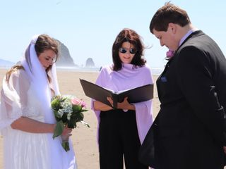 Oregon Beach Ceremonies 7