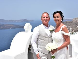 Santorini Weddings by Anna - Pixel Tours 1