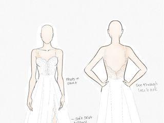 DiDomenico Bridal - Custom Wedding Gowns 2