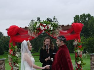 Jennifer Costello Officiant 5