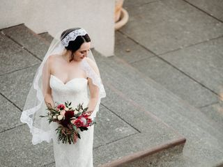 Lace and Bustle Bridal 4