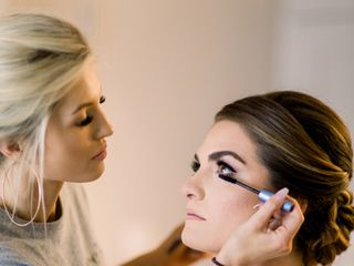 Formal Faces - On Location Hair & Makeup for Weddings 1