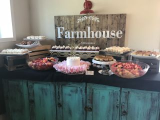 The Farmhouse Paint and Sip 6