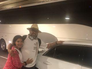 Al's Platinum Limousine 1