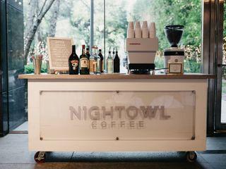 Nightowl Coffee Cart 3