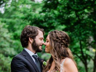 Baltimore Bridal Hair 6