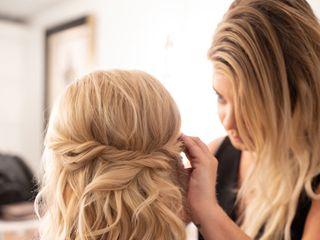 R&Co. Bridal Beauty Team 7