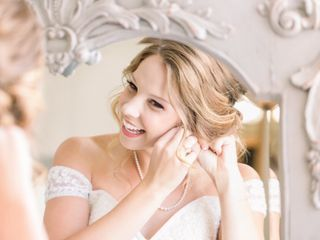 Bridal Hair & Makeup by Edie 4