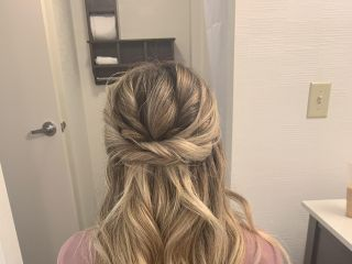 Bridal Hair by Andrea 1
