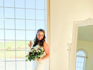 Silk Bridal Easton 1
