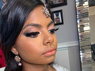 Chanel J Makeup 2