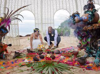Playa Wedding - Spirituality Riviera Maya 4