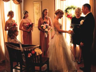 Amy S Wallace - Professional Wedding Officiant 7