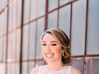 Stacie Snyder Bridal Beauty 2