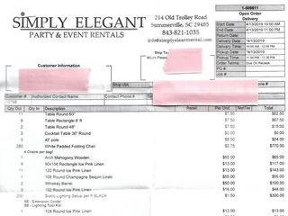 Simply Elegant Event Rentals 1