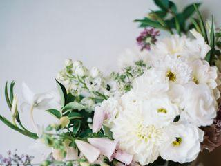Chickadee Hill Flowers 3
