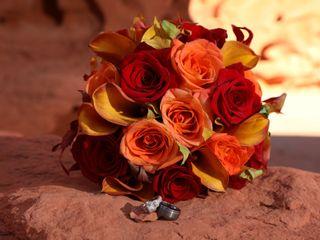 Las Vegas Bouquet 2