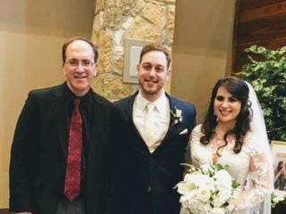 Interfaith Wedding Rabbi 1
