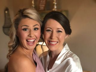 Tulsa Bridal Beauty - Celebrity Makeup & Hair stylist 3