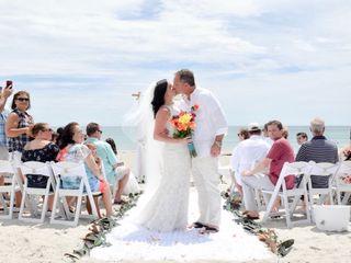 Love is a Beach Wedding 1