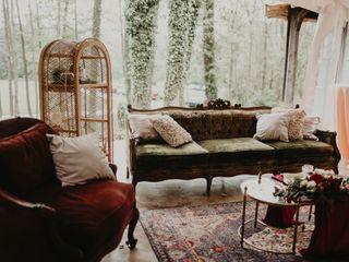 On A Lark {vintage rentals & styling} 5