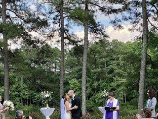 Raleigh Wedding Minister 1