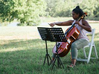 Classical Cellist 5