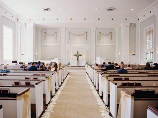 Belk Chapel, Queens University 1