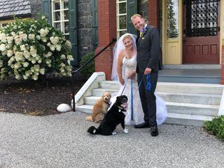 Wedding Tails- PET HANDLER 1