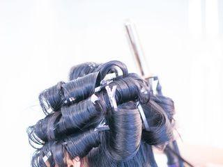 Sarah Ahn Bridal Hair 1