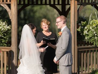 Donna Buja, Wedding Officiant 2
