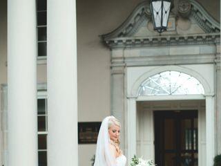Rodica Lazarian Couture Bridal Design 1