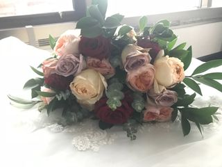 Glamour and Grit Floral 1