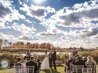 Wedding Ceremony in Maine 1
