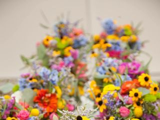 Perry Hall Wedding Flowers 2
