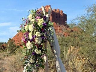 Jazz Bouquet Floral of Sedona 1