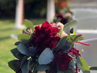 Red Door Florist 3