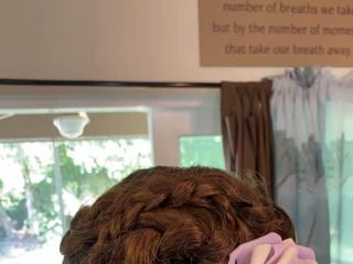 A Victorian Bride Hair & Makeup Design Team 5