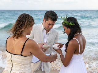 Ana Maria Wedding Officiant and Planner 1