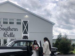 Southern Belle Wedding Barn 5
