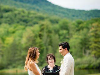 Annie Alexander-Kramer The Parsonne-The Vermont Wedding Officiant 1