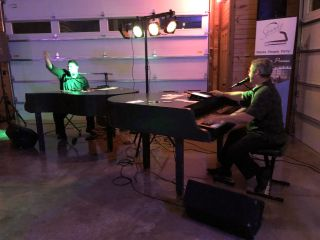 Spanky Entertainment Dueling Pianos 2