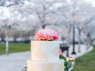 Grapefruit & Thyme Cake Design 3